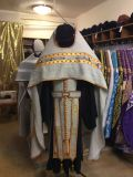 The linen vestments of old believer