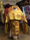 Russian priestly vestments from greek brocade — 25 000 rubles
